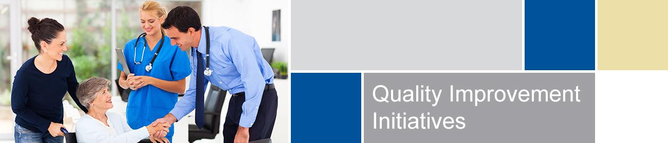 MPQHF - Quality Improvement Initiatives Banner Image