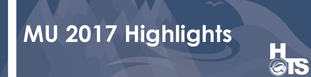 MU 2017 Highlights 12.28.2016
