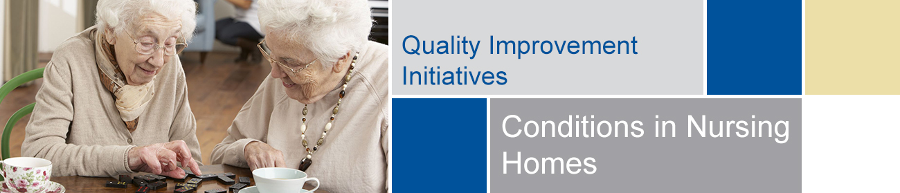 MPQHF - Conditions in Nursing Homes Banner Image