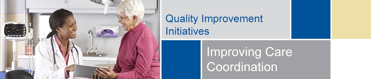 MPQHF - Improving Care Coordination Banner Image