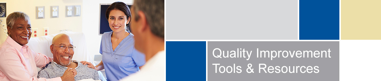 MPQHF - Quality Improvement Tools and Resources Banner Image