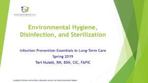 05 Environmental Hygiene Disinfection Sterilization - Mountain