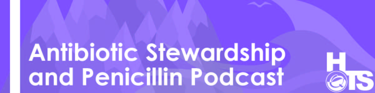 ABS and Penicillin Podcast Banner Title